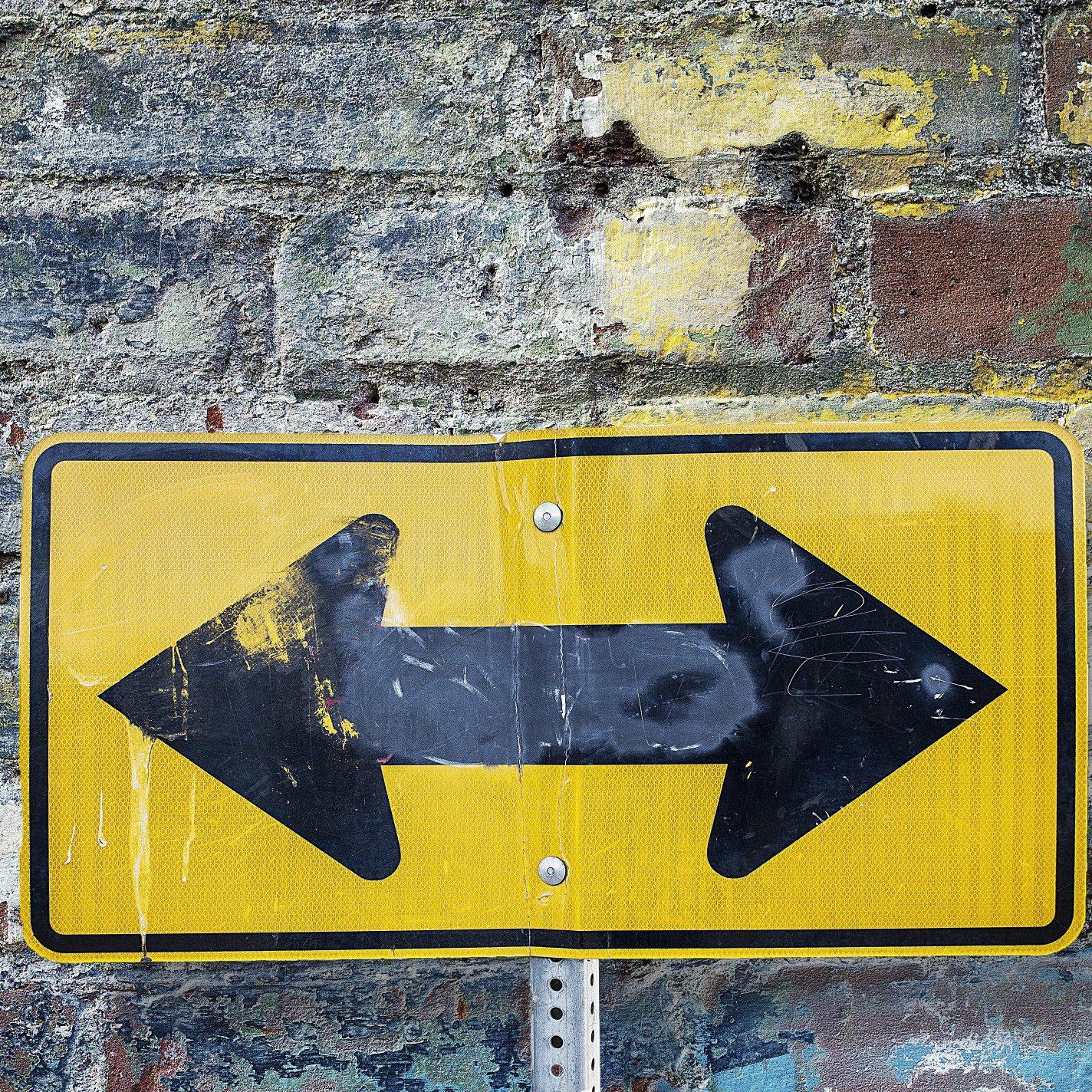 señal de transito