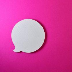 globo de dialogo